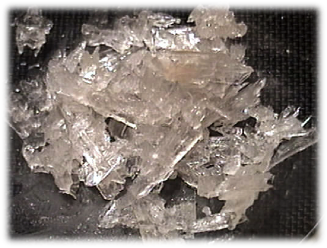 Methamphetamine; Deoxyephedrine